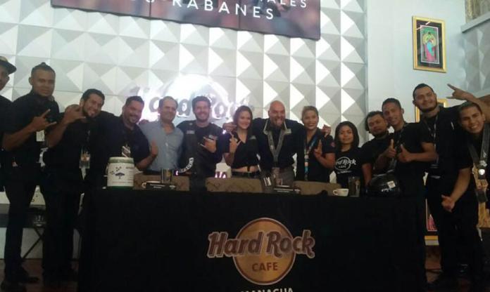 Hard Rock Café Soon To Open in Managua