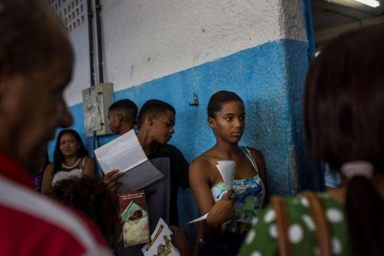 Stop and Search? This Poor Community in Brazil Says Yes, Please.