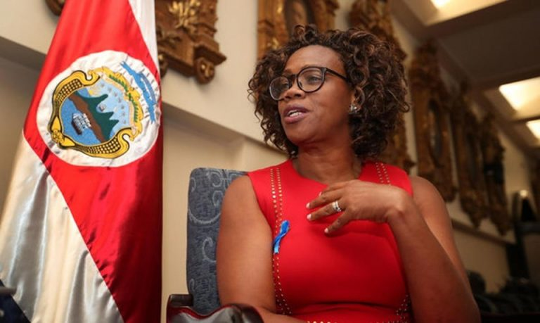 Trailblazers 'Pay A Price' Says Costa Rica's First Black Woman VP