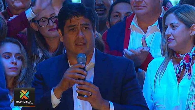 Carlos Alvarado Will Be The 48th President of Costa Rica!