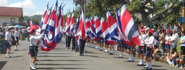 Aprill 11 Is A National Holiday in Costa Rica