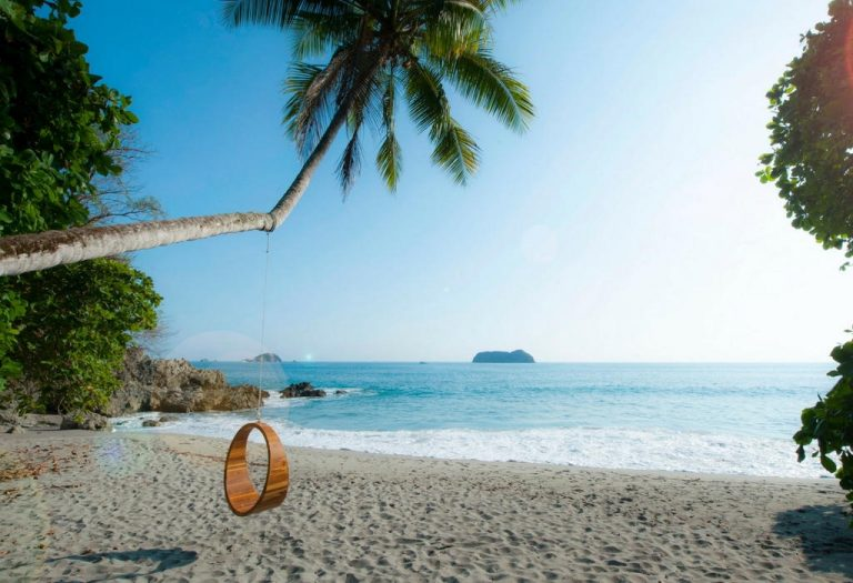 The Top Four Beaches in Costa Rica, According to Q!