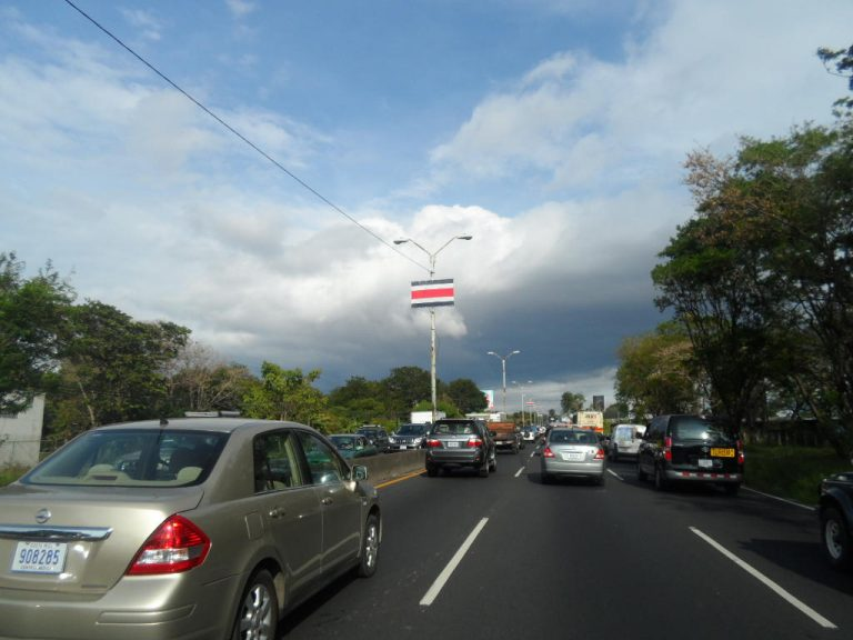 What prevents Costa Rica from having a better road infrastructure?
