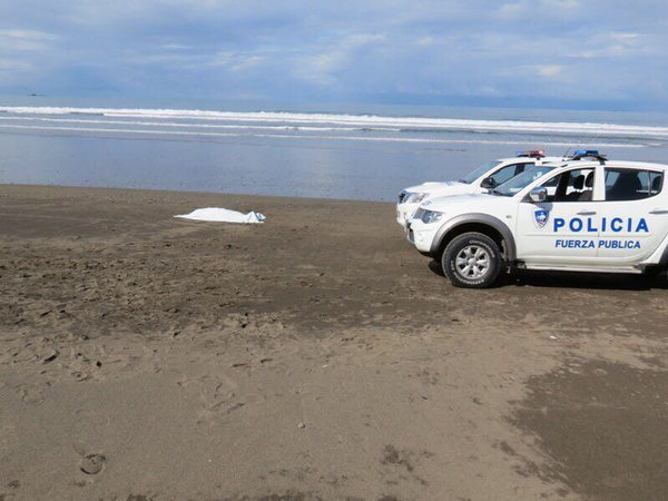 Tourist Drowns In Jaco