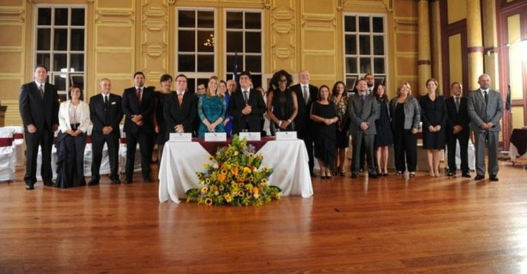 This Is The Unity Government Offered by Carlos Alvarado