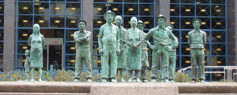 """""""Monumento Los Presentes"""""""