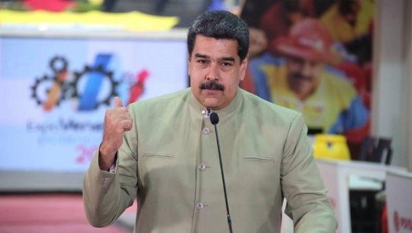 Venezuela, Panama Discuss Re-establishing Bilateral Relations