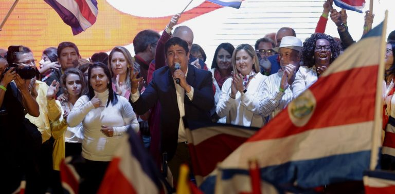 Costa Rica looks a little less exceptional after its heated election