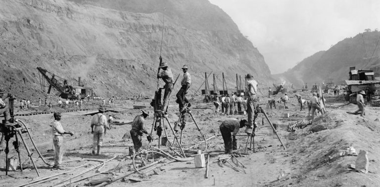 The Panama Canal's Forgotten Casualties