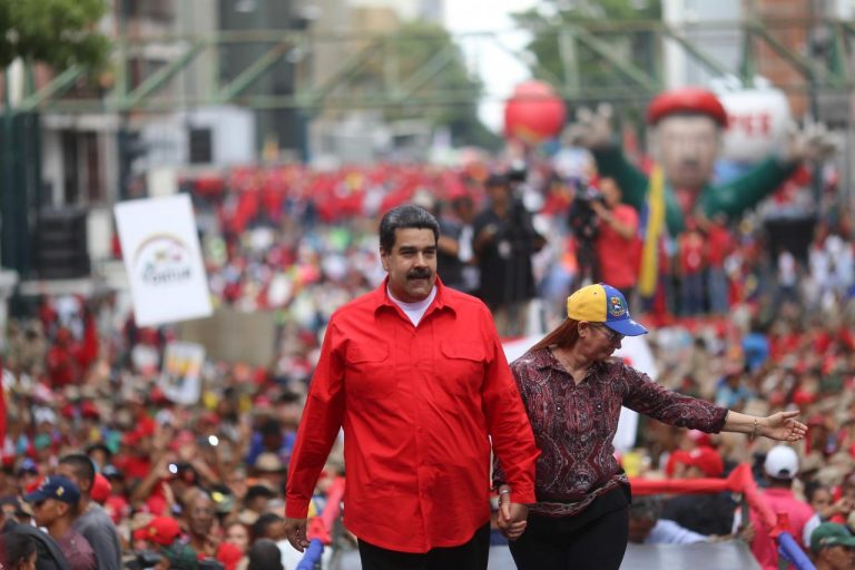 Summit Of America Leaders Urged To Take Stronger Measures  To Isolate Venezuela's Maduro