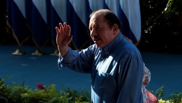 Nicaraguan Students Agree to Dialogue with Gov't