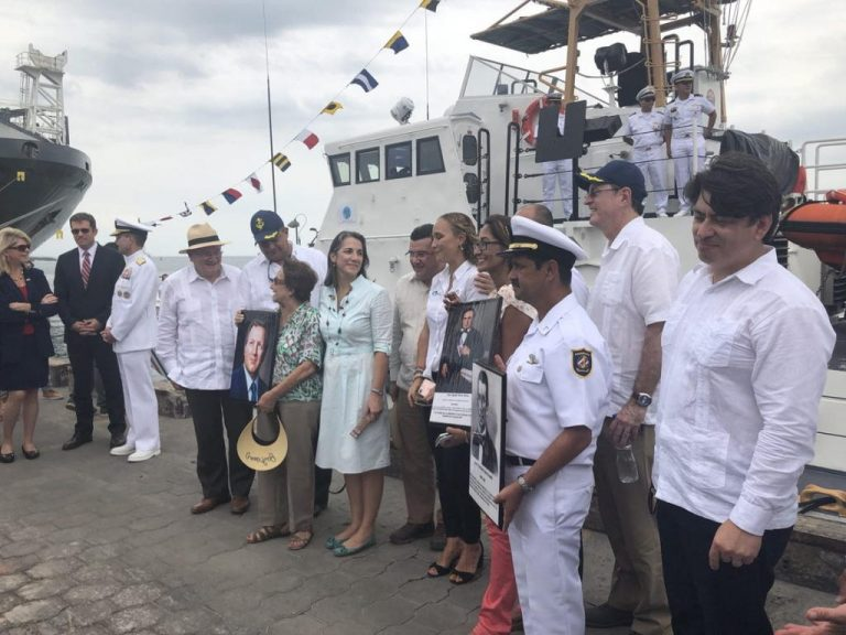 U.S. Donates To Costa Rica More Than US$30 Million To Fight Organized Crime