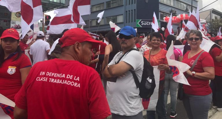 Teachers, Muncipal & Health Workers Strike in San Jose!