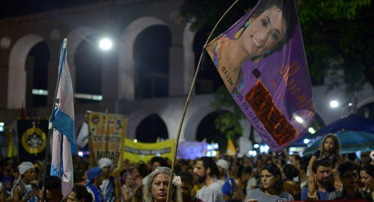Brazilian Police Under Pressure to Catch Killer of Campaigning Politician