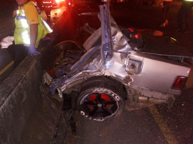 2 Dead and 2 Injured In Street Racing Accident Monday Night (Photos)