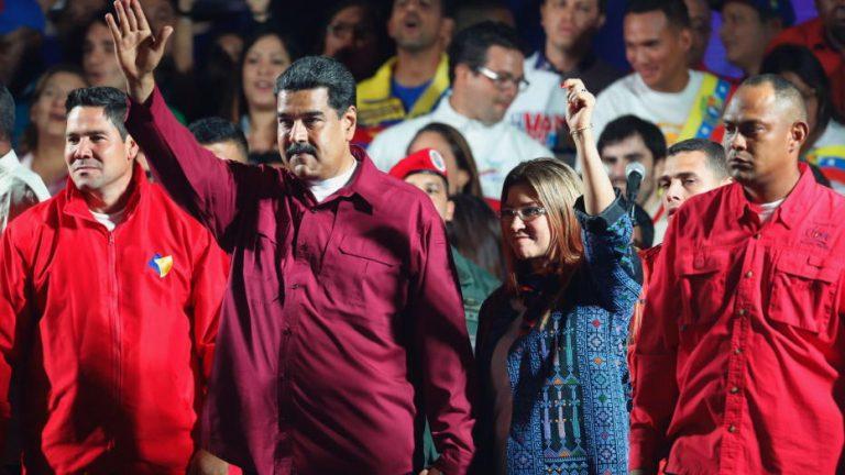 Re-elected, Venezuela's Maduro Faces Global Criticism