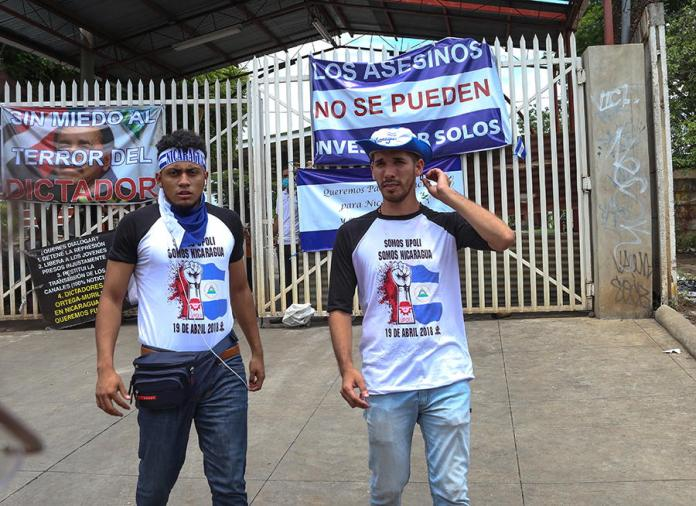 New Protests, Blockades In Nicaragua After Talks Suspended