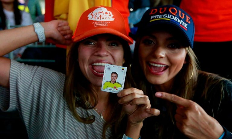 Colombia: Ivan Duque and Gustavo Petro Go To Runoff