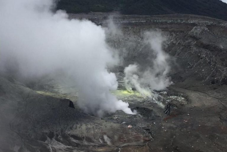 Repeating Seismic Events Offer Clues About Costa Rican Volcanic Eruptions