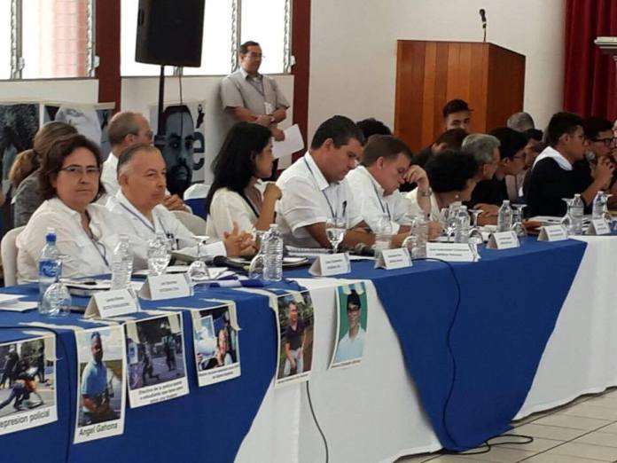 Ortega A No-Show. Protesters Refuse to Back Down.