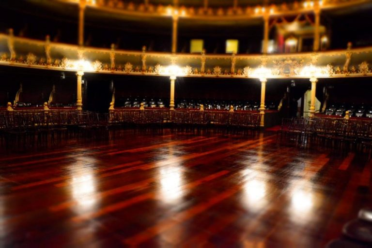 Teatro Nacional Opens Its Doors To The Public This Weekend