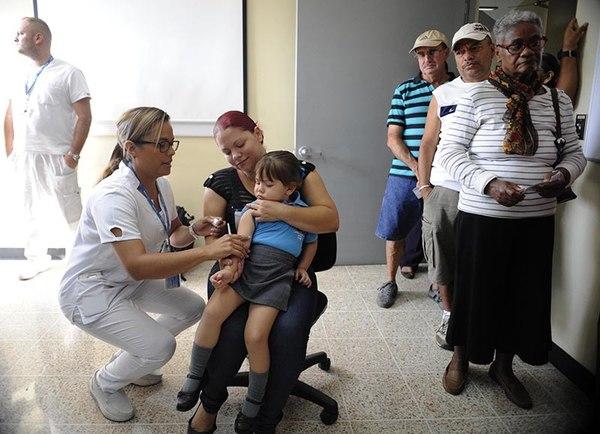 Caja To Start Annual Massive Flu Vaccination in June