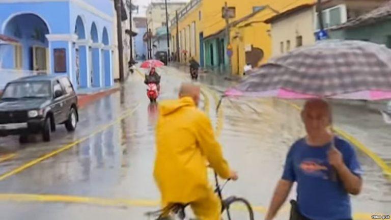 Storm Alberto Hits Cuba Hard