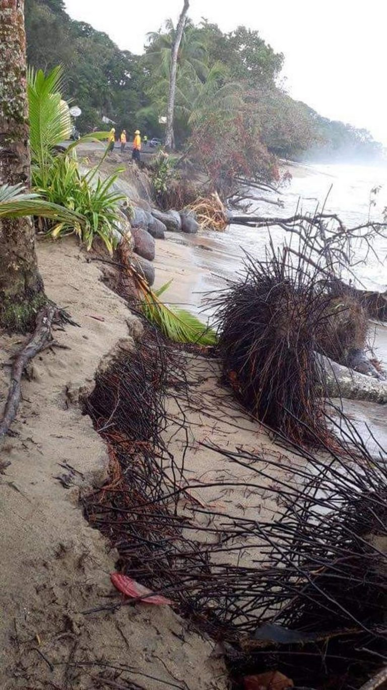 Costa Rica Struggles To Adapt As Beach Retreats Inch By Inch