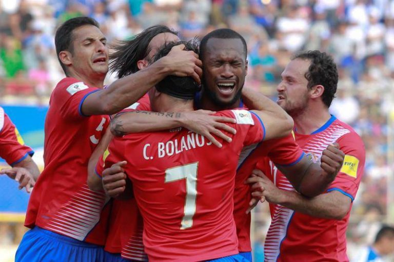 Costa Rica Warms Up For Friendly With Northern Ireland On Sunday
