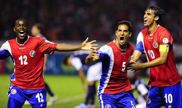 """History Repeats: """"Poor Costa Rica"""" The English Media Say Of La Sele, Same As In 2014"""