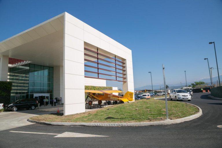 San Jose International Airport Has New Domestic Flights Terminal