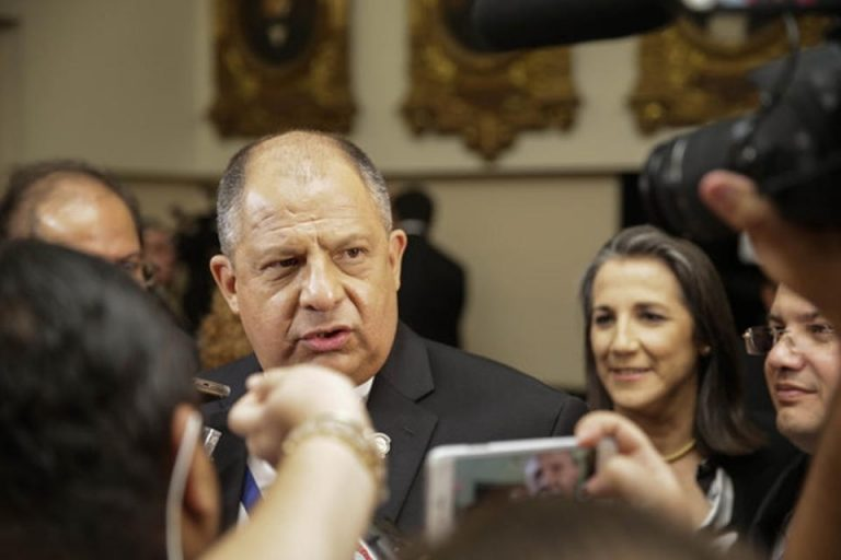 Luis Guillermo Solís To Those Who Regret Having Voted For Him: 'Think Better About The Vote Next Time'