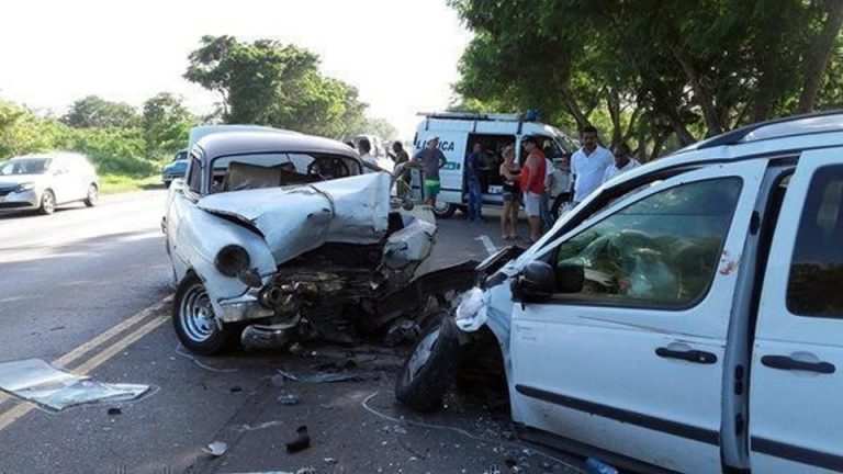 Road Accidents in Cuba: Who's to Blame?