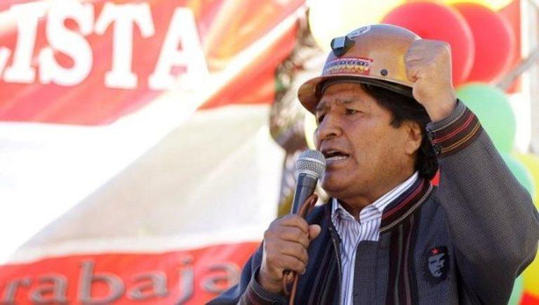 Bolivian President Evo Morales Warns of Plan 'to Invade Venezuela' by US, OAS