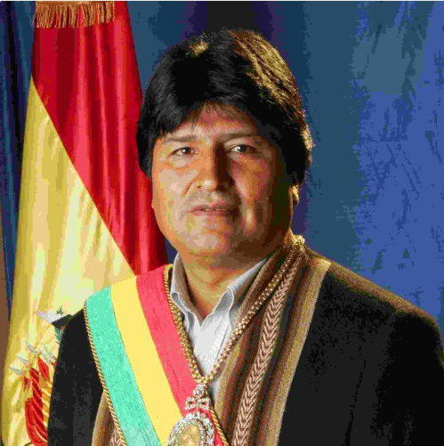 Hack of Bolivian Senate Twitter Account Publishes Death Of Evo Morales