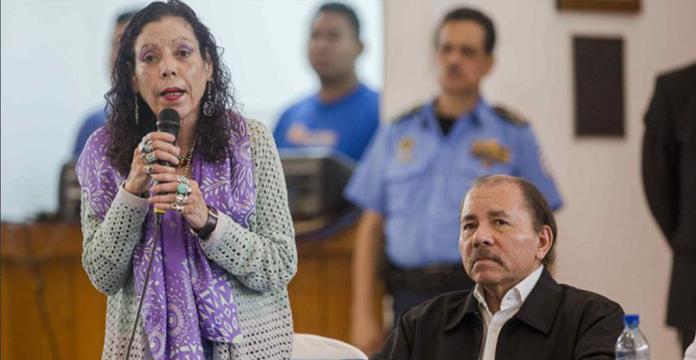 Tense Tv-faceoff. Protesters Confront Ortega In Televised Debate.
