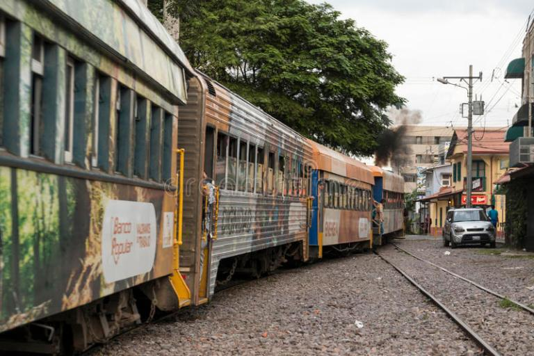 Costa Rica Badly Needs A Modern Urban Train, Business Sector Says