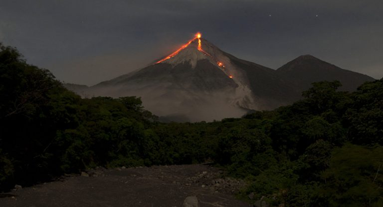 Watch Aftermath of Deadly Guatemala Volcano Eruption From Above