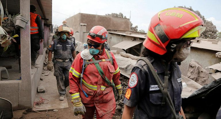 About 200 Reported Missing Over Guatemala's Volcano Eruption – Authorities