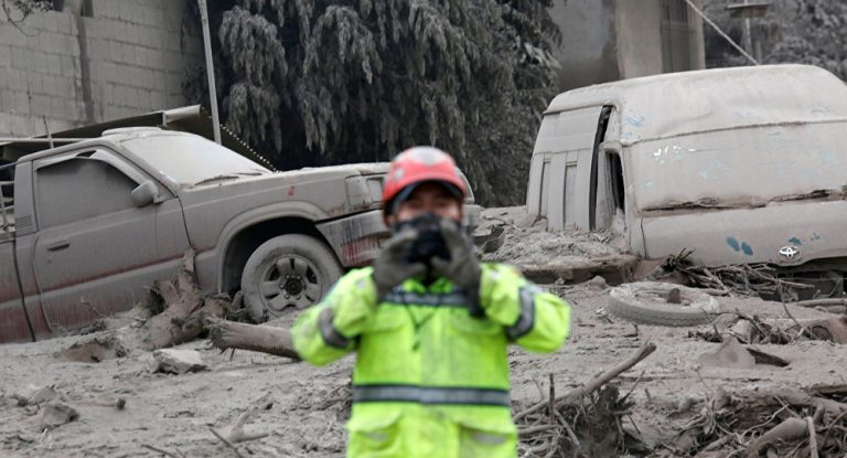 Guatemala Calls for International Help: Death Toll Rises To 109