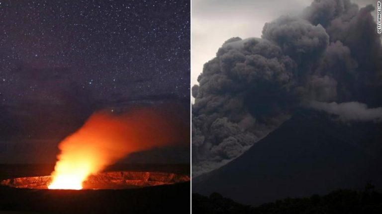 Why Guatemala's Volcanic Eruption Is So Much Deadlier Than Hawaii's