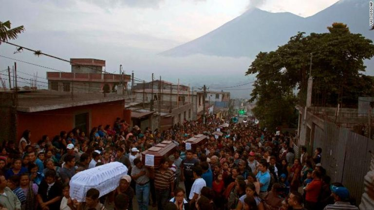 Guatemala Volcano Search and Recovery Suspended: Death 109 & 200 Still Missing