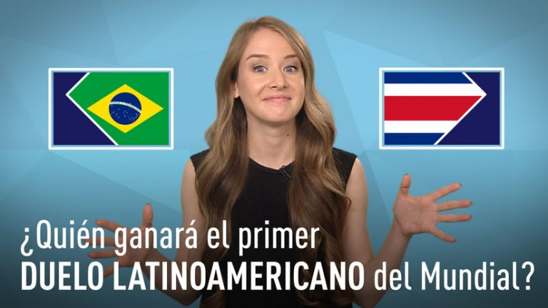 Who will win the first Latin American World Cup duel? (Video)