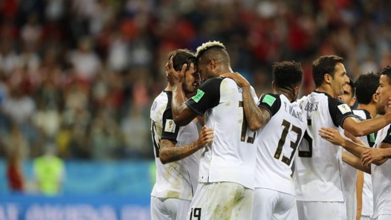 Costa Rica 2 – 2 Switzerland