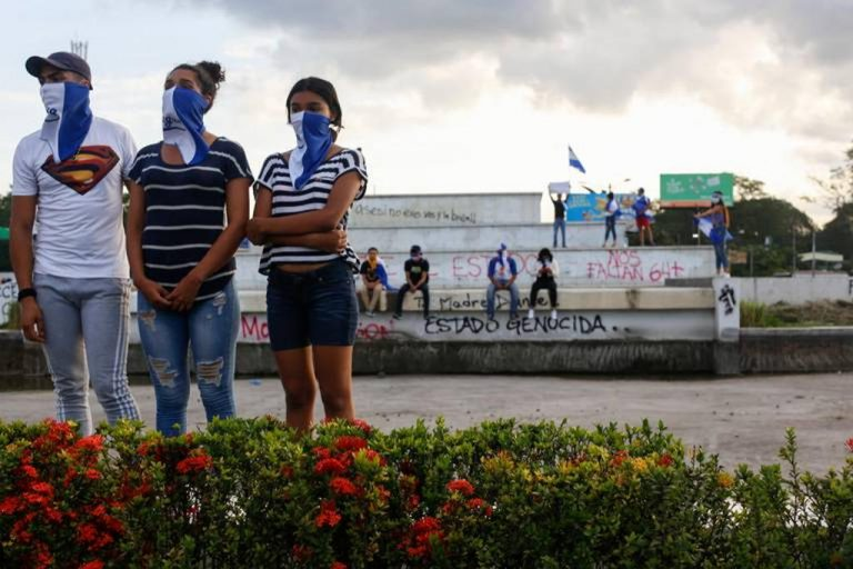 Nicaraguans Request For Refuge In Costa Rica Have Multiplied
