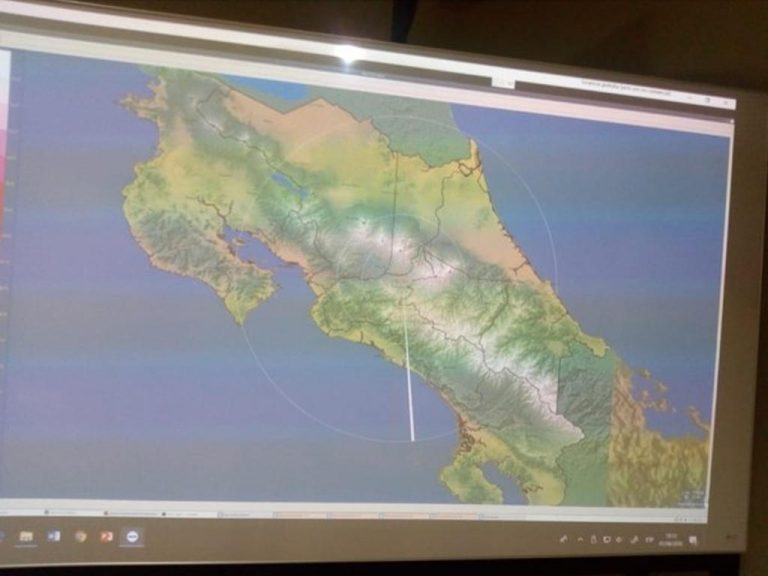 New Meteorological Radar Will Detect Volcanic Ash, Heavy Rain and Hail in Diameter of 120 Km