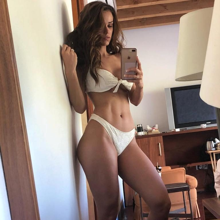 Yanet Garcia, Mexico's Hottest Weather Girl