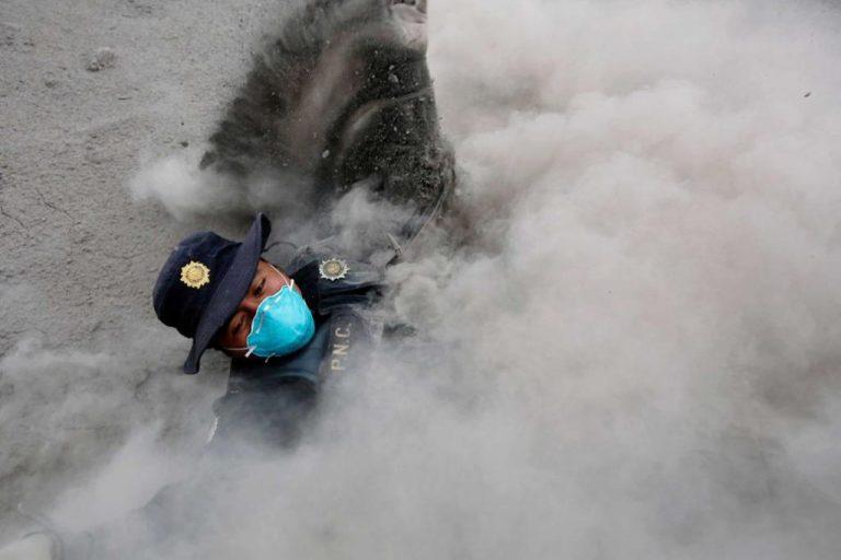 Guatemala Volcano Death Toll Climbs To 69