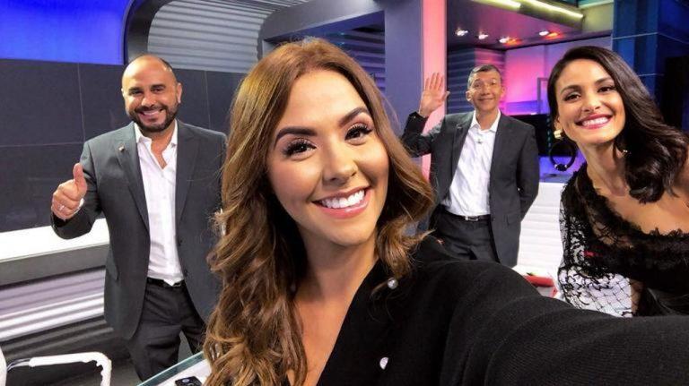 Keyla Sánchez Needs To Brush Up On Her Fútbol (Soccer)