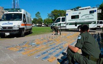 Argentina's New Drug Trafficking Innovation: 'Narco-Ambulances'